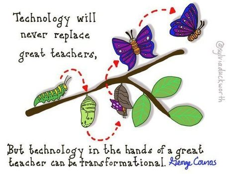 Will technology replace teachers? | Differentiated and ict Instruction | Scoop.it