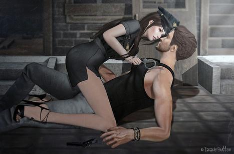 Caught | 亗  Second Life Fashion Addict  亗 | Scoop.it