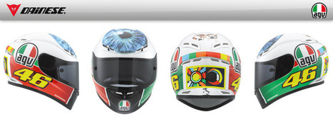 Dianese - Valentino's eye-a limited edition, now available | Ductalk Ducati News | Scoop.it