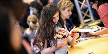 «Les jeunes lisent toujours, mais pas des livres» | Des livres, des bibliothèques, des librairies... | Scoop.it