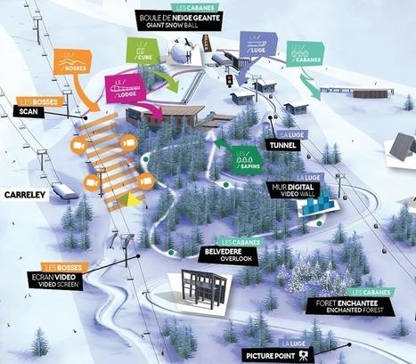Activités hivernales dans les stations de ski - Veilletourisme.ca | Actualités internationales touristiques | Scoop.it