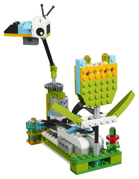 LEGO's WeDo 2.0 Robotics Kit Teaches Science And Engineering To Elementary SchoolStudents :: Frederic Lardinois | On education | Scoop.it