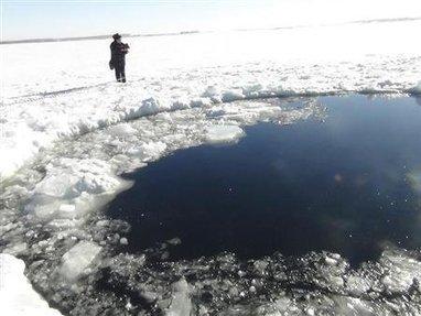 Los ultrasonidos prueban que el meteorito ruso fue el más grande del último siglo | the new | Scoop.it