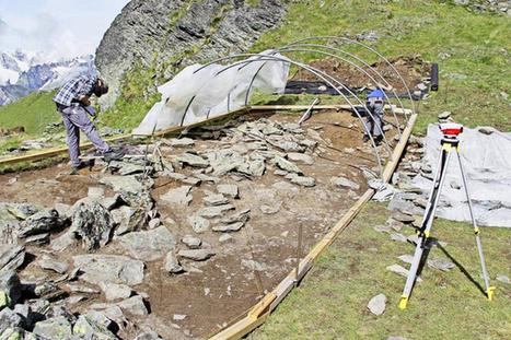 Un fortin antique au sommet des Alpes   LVDVS CHIRONIS 3.0   Scoop.it