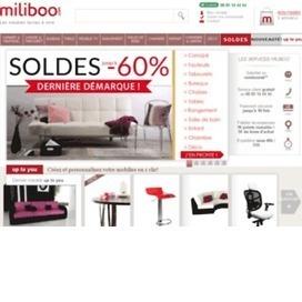 Economisez sur vos meubles, canapé et fauteuils avec les code promo Miliboo sur | codes promo | Scoop.it