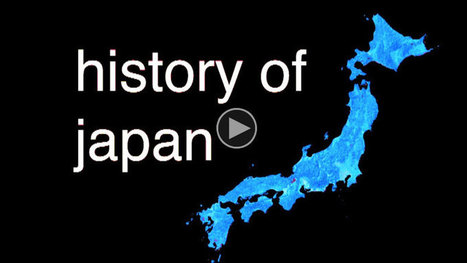 The Most Entertaining Video on Japan's History You Will See | Pourquoi's innovation and creativity digest | Scoop.it