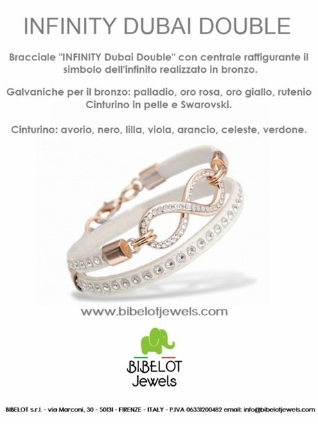 INFINITY DUBAI - Bibelot Jewels Florence | Facebook | made in italy | Scoop.it
