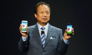 Galaxy S4 launch: Samsung pins hopes on eye-tracking in battle with Apple | Eye Tracking for Use in Mobile Devices | Scoop.it