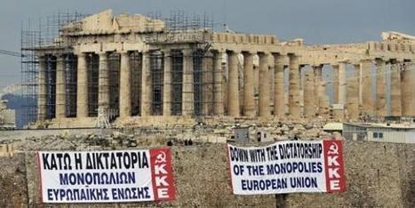 Grèce : Le FMI tente d'imposer une nouvelle vague de licenciements de fonctionnaires | Humanite | Union Européenne, une construction dans la tourmente | Scoop.it