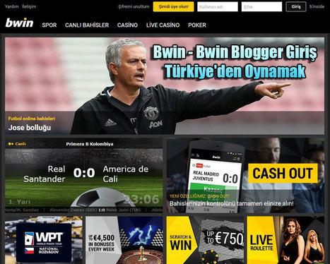 Bwin – Bwin Blogger Giriş Türkiye'den Oynamak | Casino | Scoop.it