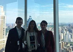 3 étudiants de l'ESSCA à la Fordham University de New York - ESSCA   Actualités ESSCA   Scoop.it
