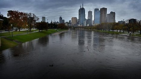 Four people rescued and hundreds call for help as flash floods strike Melbourne | How Earth Made Us - Water | Scoop.it