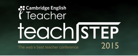 Professional development – What's your profile | Have you had your five a year? | Take a Challenge | teachSTEP | Webinars | English for International Students | Scoop.it