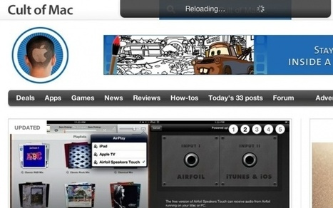 Make Your Mac Look And Act More Like An iOS Device [Feature] | Cult of Mac | EDUcational Chatter | Scoop.it
