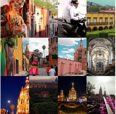 San Miguel de Allende Named the No. 1 City in Mexico, Central & South America and No. 3 in World´s Best Cities in the Travel + Leisure World's Best Awards 2016 | The Mexico Report | Mexico | Scoop.it