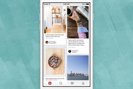 Pinterest Brings Ads To Users' HomeFeeds | Pinterest | Scoop.it
