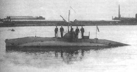 Fort Russ: Russian submarine found off the coast of Sweden | Global politics | Scoop.it