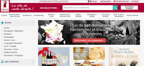Le site de vente directe s'ouvre à la Belgique | Oenologie - Vins - Bières | Scoop.it