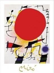 Unidad Didáctica Miró - Mirades Menudes | Teaching Art in the Digital Era | Scoop.it