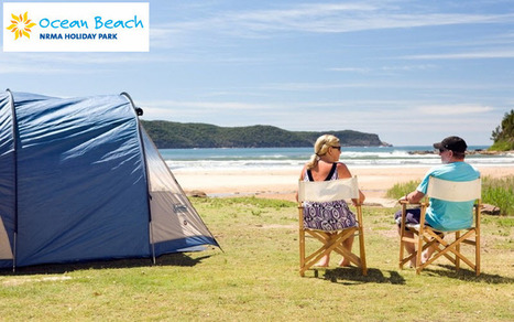 Escape to the Idyllic World of NRMA Ocean Beach Resort and Holiday Park | Caravanning Camping Tips, Holidays & Accessories | Scoop.it