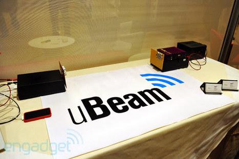 Une start-up révolutionne l'électricité sans fil par ultrasons | Nouvelles technologies - SEO - Réseaux sociaux | Scoop.it