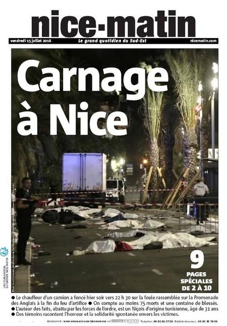 Social media during terrorist attacks: How useful is it for journalists? – Global Editors Network | brandjournalism | Scoop.it
