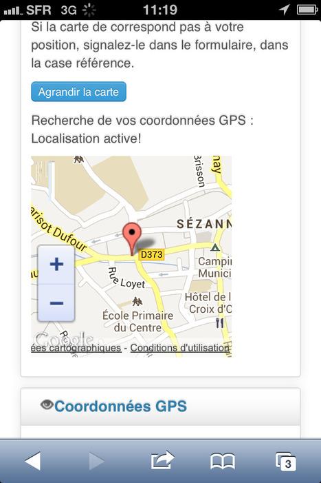 Page de vérification d'adresse postale - Contrôle de cohérence avec la position géographique.   protection anti-arnaque par contrôle d'adresse IP   Scoop.it