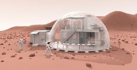 Elon Musk: L'uomo vivrà un giorno su Marte grazie alle Cupole - Migliorblog.it | Marte | Scoop.it