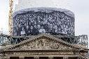 JR affiche 4000 portraits d'anonymes au Panthéon   CDI Descartes-Montaigne infos   Scoop.it