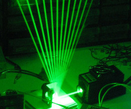 Frameless Laser Harp | Open Source Hardware News | Scoop.it