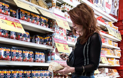 Philips turns LEDs into an indoor GPS for supermarkets | IoT to the Cloud & Big Data | Scoop.it