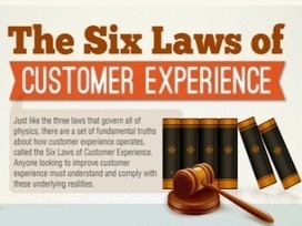 6 Not-So-Secret Truths about Great Customer Experiences [Infographic] | Customer Experience | Scoop.it