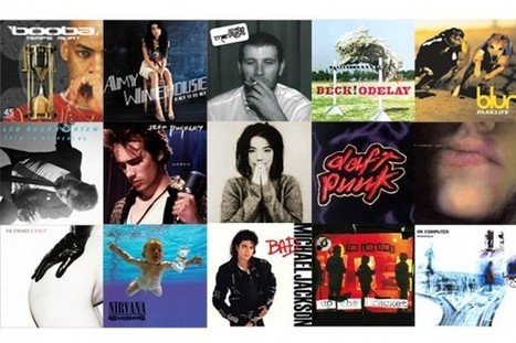 30 ans des Inrocks : nos meilleurs albums depuis 1986 | -thécaires | Espace musique & cinéma | Scoop.it