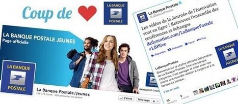 La stratégie digitale de la Banque Postale | CommunityManagementActus | Scoop.it
