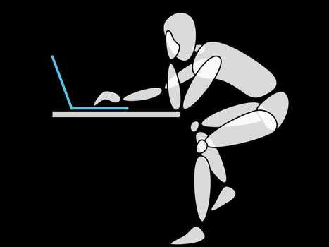 How Modern Technology Is Destroying Your Posture At Work - Business Insider | PERSONALISED SMART PHONE APPS. | Scoop.it