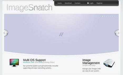 ImageSnatch, aplicación gratuita multiplataforma para tomar capturas y compartirlas rápidamente | Recull diari | Scoop.it