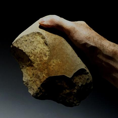 Stone tools older than humans? | Aux origines | Scoop.it