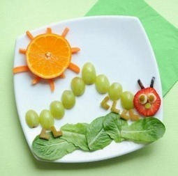 Healthy and Fun Creative Snacks Kids will Love to Eat!   Parenting Randomness   Scoop.it