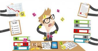 Exceso de trabajo bajo a presión, ¿Mejora o empeora el rendimiento académico o laboral? | Educacion, ecologia y TIC | Scoop.it