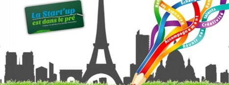 «La Start-up est dans le pré»: un concours de start-up au Salon de l'Agriculture | Start-Up | Scoop.it