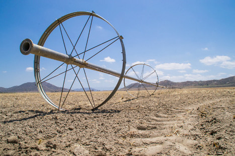 Israeli water-tech flows to thirsty California | MishMash | Scoop.it