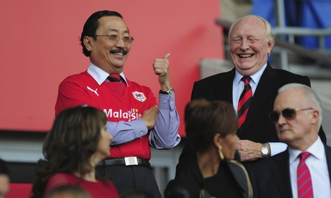 Cardiff City fans get Moody blues as Vincent Tan makes them see red   Supporters Trusts   Scoop.it