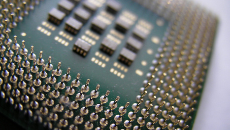 Report: Apple's Next-Gen Chips Will Be Made By Samsung Again | Digital Life | Scoop.it
