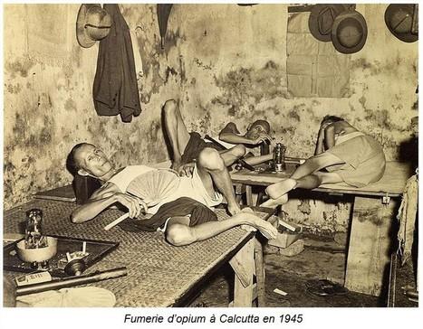 » Les guerres de l'opium en Chine (1/2)   LittArt   Scoop.it
