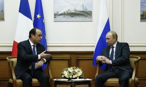 A Paris-Moscow-Damascus Axis? | Global politics | Scoop.it