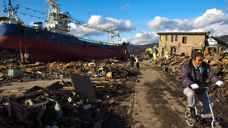 Japan recovery continues six months after disaster | Best of Photojournalism | Scoop.it