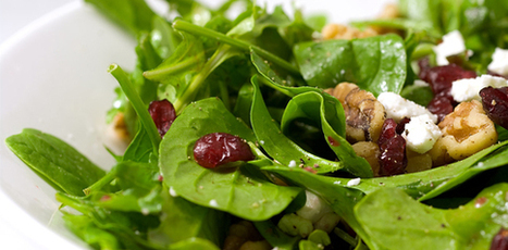 Food and the French Tongue – Twelve Ways to Toss a Salad | Le Taste of France | French Connection | Scoop.it