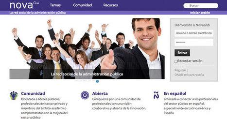 NovaGob, la red social de la Administración Pública | Negocios | Scoop.it