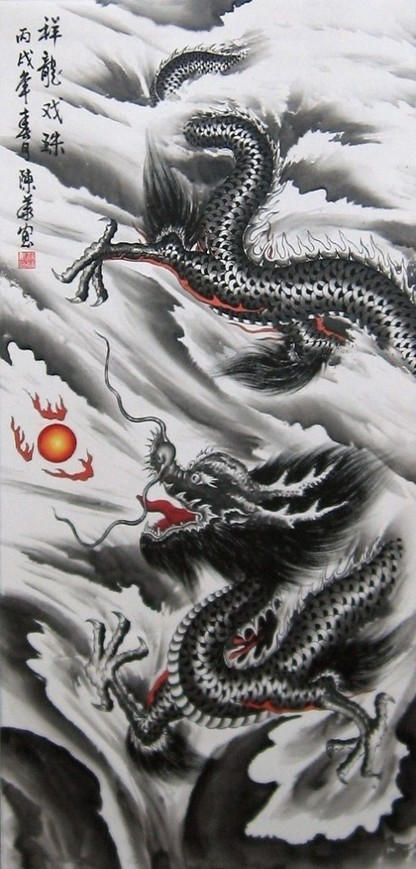 The Chinese New Year – 2012 The Year of the Black Water Dragon | Wine website, Wine magazine...What's Hot Today on Wine Blogs? | Scoop.it
