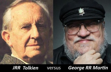 MercatorNet: Battle of the myths: Game of Thrones v. Lord of the Rings | 'The Hobbit' Film | Scoop.it